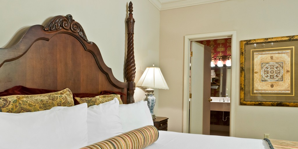 Room specials at the Prince Conti Hotel