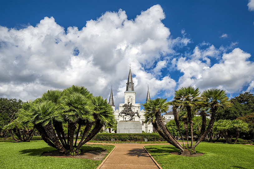 What to Do in the French Quarter in April
