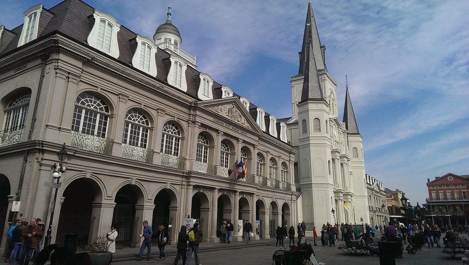 The Top 10 Landmarks Near Our French Quarter Hotel